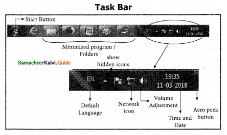 Samacheer Kalvi 11th Computer Science Guide Chapter 5 Working with Typical Operating System (Windows & Linux) 16