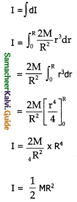 Samacheer Kalvi 11th Physics Guide Chapter 5 Motion of System of Particles and Rigid Bodies 22