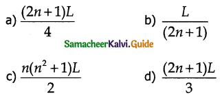 Samacheer Kalvi 11th Physics Guide Chapter 5 Motion of System of Particles and Rigid Bodies 43