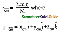 Samacheer Kalvi 11th Physics Guide Chapter 5 Motion of System of Particles and Rigid Bodies 60