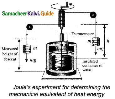 Samacheer Kalvi 11th Physics Guide Chapter 8 Heat and Thermodynamics 22