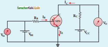 Samacheer Kalvi 12th Physics Guide Chapter 9 Semiconductor Electronics 34