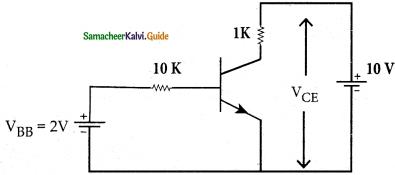 Samacheer Kalvi 12th Physics Guide Chapter 9 Semiconductor Electronics 88