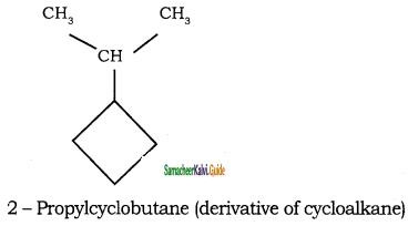 Samacheer Kalvi 11th Chemistry Guide Chapter 11 Fundamentals of Organic Chemistry 98