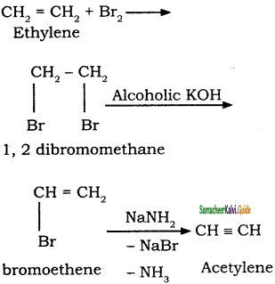Samacheer Kalvi 11th Chemistry Guide Chapter 13 Hydrocarbons 124