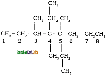 Samacheer Kalvi 11th Chemistry Guide Chapter 13 Hydrocarbons 93