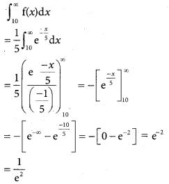 Samacheer Kalvi 12th Business Maths Guide Chapter 6 Random Variable and Mathematical Expectation Ex 6.1 15