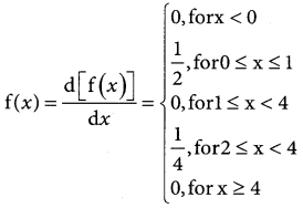 Samacheer Kalvi 12th Business Maths Guide Chapter 6 Random Variable and Mathematical Expectation Ex 6.1 18