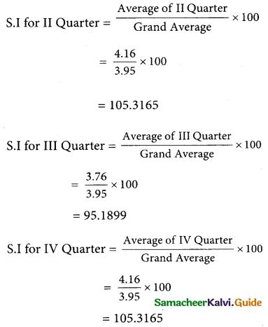 Samacheer Kalvi 12th Business Maths Guide Chapter 9 Applied Statistics Ex 9.1 3
