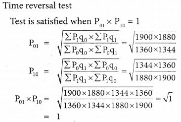 Samacheer Kalvi 12th Business Maths Guide Chapter 9 Applied Statistics Miscellaneous Problems 10