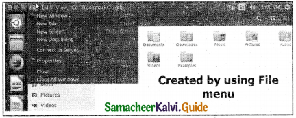 Samacheer Kalvi 11th Computer Applications Guide Chapter 5 Working with Typical Operating System (Windows & Linux) 11