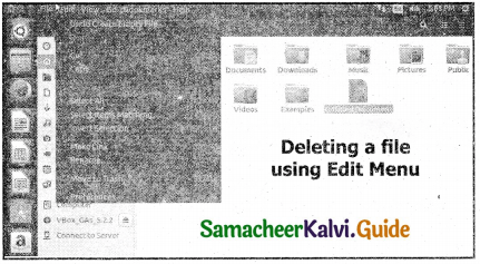 Samacheer Kalvi 11th Computer Applications Guide Chapter 5 Working with Typical Operating System (Windows & Linux) 13