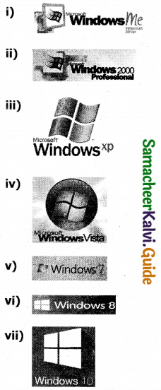 Samacheer Kalvi 11th Computer Applications Guide Chapter 5 Working with Typical Operating System (Windows & Linux) 9