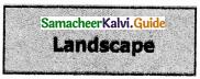 Samacheer Kalvi 11th Computer Applications Guide Chapter 6 Word Processor Basics (OpenOffice Writer) 6