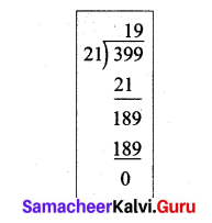Samacheer Kalvi 7th Maths Solutions Term 3 Chapter 1 Number System 1.4 5