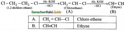 Tamil Nadu 11th Chemistry Model Question Paper 1 English Medium img 14
