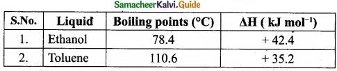 Tamil Nadu 11th Chemistry Model Question Paper 1 English Medium img 24