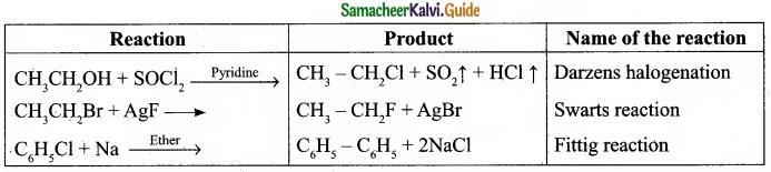 Tamil Nadu 11th Chemistry Model Question Paper 1 English Medium img 31