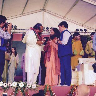 Mooji in Rishikesh