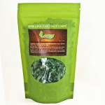 Spirulina coconut chips (under coconut products)