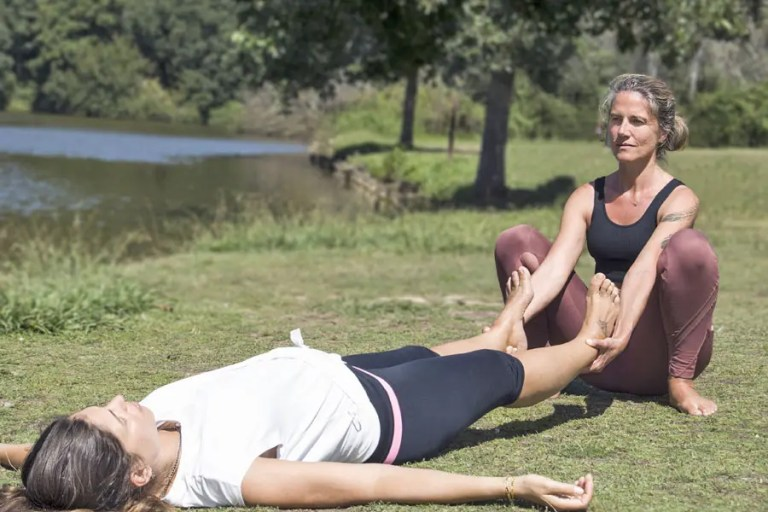 yoga aulas individuais