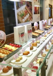 Tantalising Bengali sweets on display at Premium Sweets