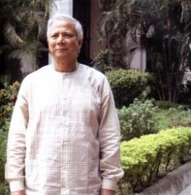 Professor Yunus Bangladesh Grameen Bank