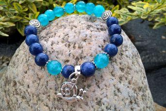 Jadeit blue