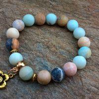 Amazonit - kamień do odpędzania strachów i zmartwień