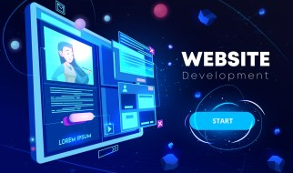 how to build website from scratch