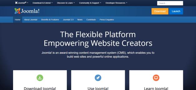 install joomla website manually in cpanel