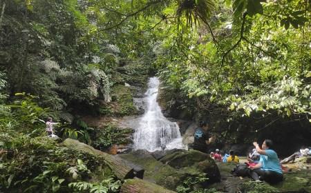 baan gong waterfall