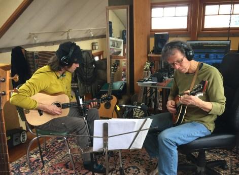 Sam & Sam track Mandolin and Tres