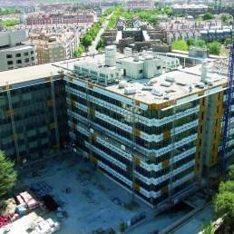 Oficinas Josefa Valcarcel. Madrid
