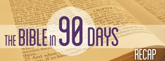 biblein90days-recap