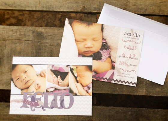 purple-chevron-birth-announcement-0963