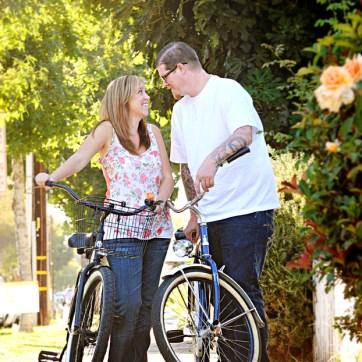 Matt and Amie's bike Engagement Pictures in Orange Circle_0325