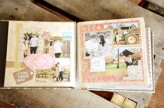 bridal scrapbook 0715