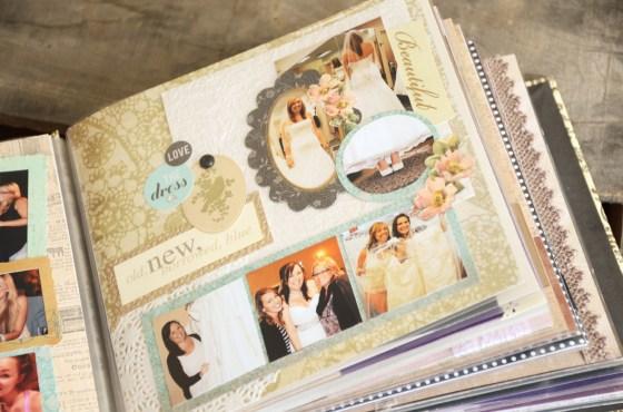 bridal scrapbook 0729