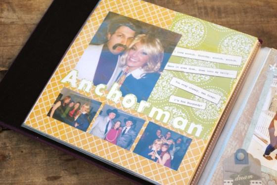 britts bridal scrapbook 0929