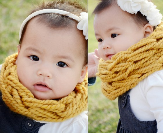 mama and mia scarf emerald baby 69