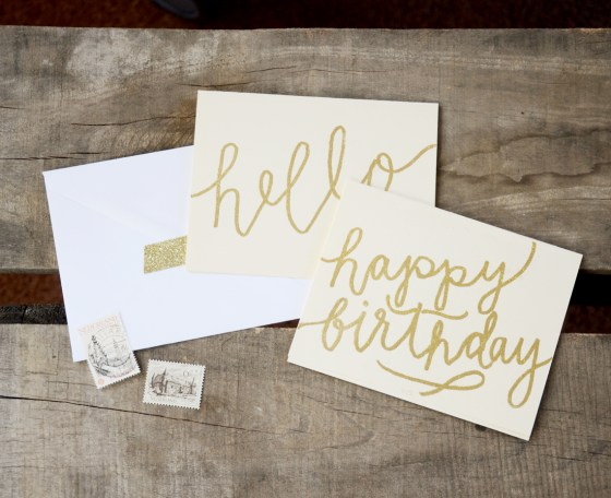 your new friend hello happy birthday cards