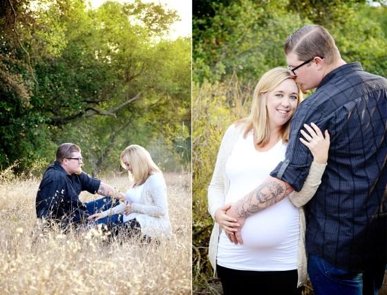 Santa Rosa Plateau Maternity Photography | Amie and Matt 10