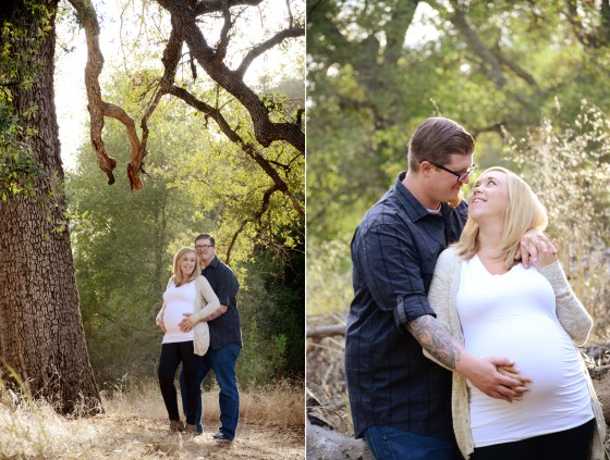 Santa Rosa Plateau Maternity Photography | Amie and Matt 5