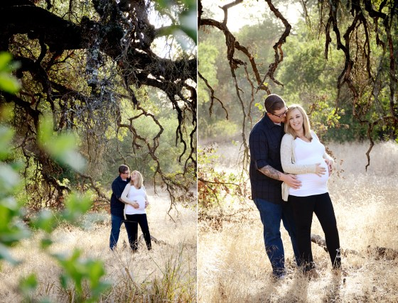 Santa Rosa Plateau Maternity Photography | Amie and Matt 9