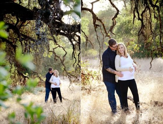 Santa Rosa Plateau Maternity Photography | Amie and Matt 9