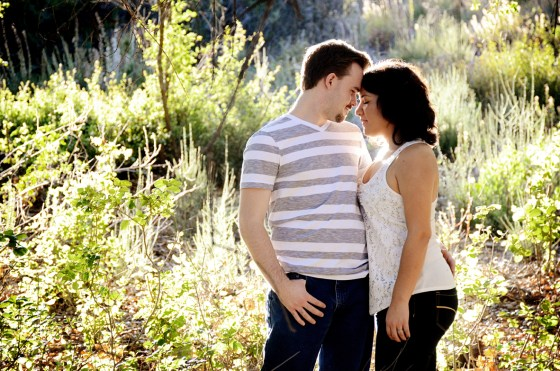 Ortega Mountains Anniversary Portraits | Hedder and Reed 595