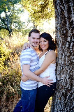 Ortega Mountains Anniversary Portraits | Hedder and Reed 746