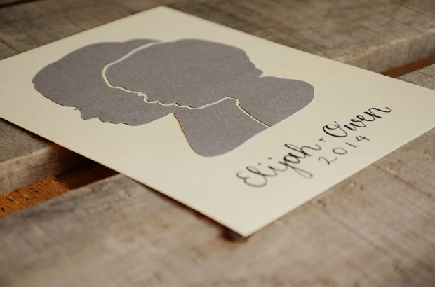 Papercut Silhouette from Your New Friend Sam on Etsy 34