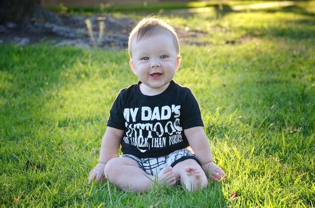 Hudson 7 Months Nakie 285